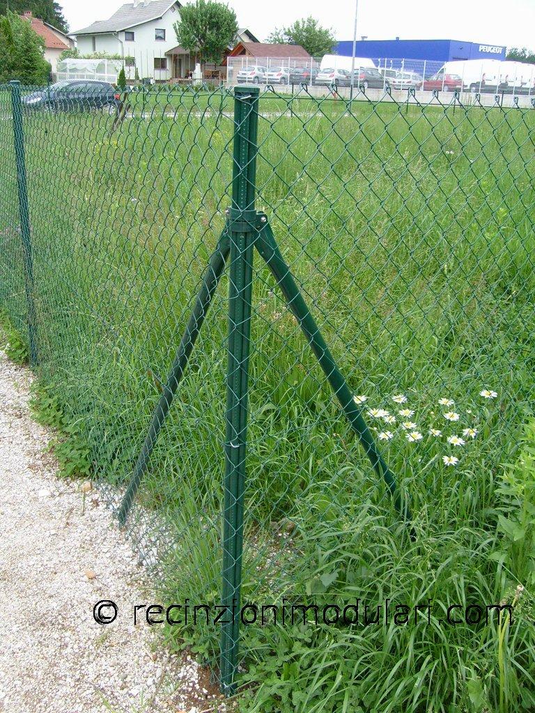 recinzione giardino arredo giardino : Recinzione del reticolato 6 - filo metallico, campo o giardino