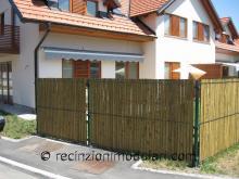 Recinzioni modulari 2 - abitazioni privati, giardino e casa
