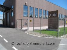 Recinzioni modulari 4 - impianti industriali, cancelli e recinzioni